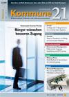 Kommune21 Ausgabe 12/2009