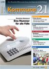 Kommune21 Ausgabe 6/2012