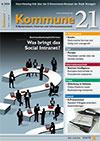 Kommune21 Ausgabe 6/2014