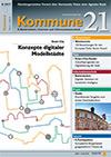 Kommune21 Ausgabe 8/2017