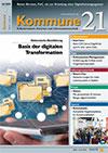 Kommune21 Ausgabe 10/2019