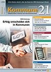 Kommune21 Ausgabe 1/2021