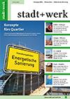 stadt+werk 9/10 2015 (September / Oktober)