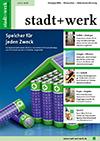 stadt+werk Ausgabe 7/2018