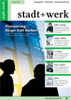 stadt+werk Ausgabe 1/2012