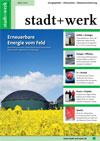 stadt+werk Ausgabe 2/2012