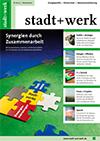 stadt+werk Ausgabe 8/2013