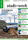 stadt+werk Ausgabe 2/2021