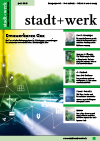 stadt+werk9/10 2018 (September / Oktober)