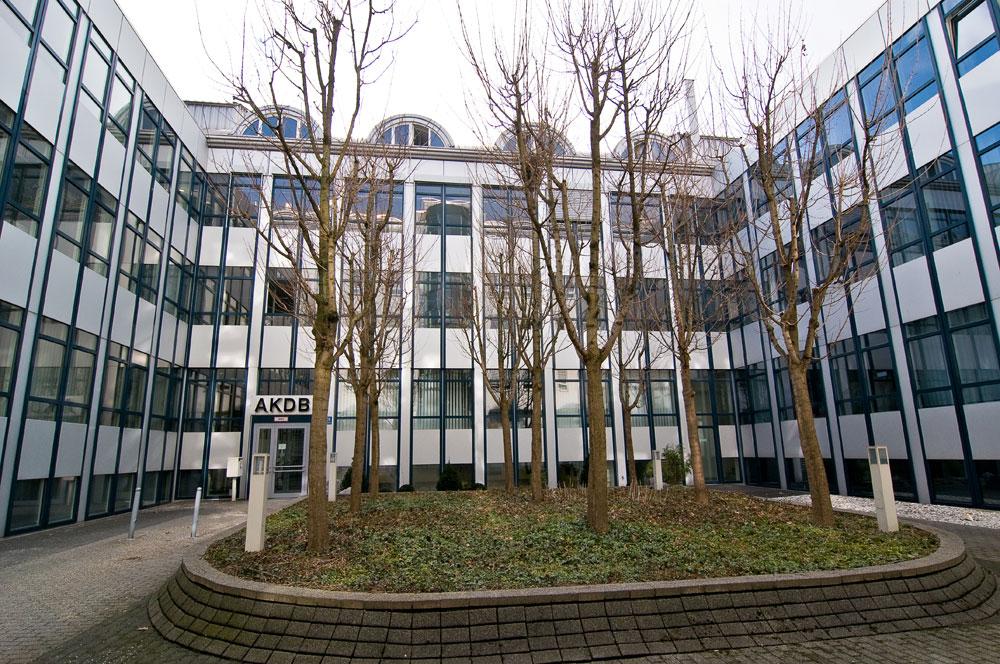Sitz der Hauptverwaltung der AKDB in München
