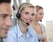 Kommunale Call Center entlasten die Fachbereiche.