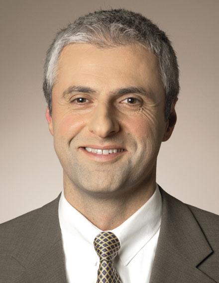 Kian Shahidi, Bürgermeister der Stadt Wildeshausen.