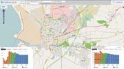 PRIMUS Geo zeigt Schülerzahlen pro Gemeinde an.