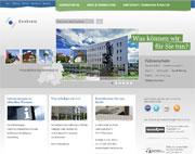 Die neue Website des Enzkreises.