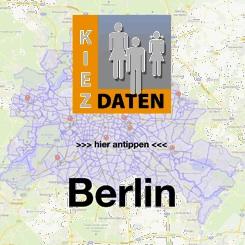 """KiezDaten-App"" des Berliner Amtes für Statistik"