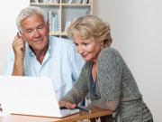(N)ONLINER Atlas 2012: Immer mehr Ältere nutzen das Internet.