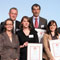 """Die Gewinner des diesjährigen Stadtwerke-Awards wurden auf der EUROFORUM-Jahrestagung """"Stadtwerke 2012"""" geehrt."""