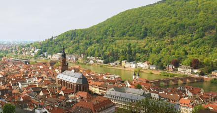In Heidelberg soll in den kommenden Jahren deutlich weniger CO2 emittiert werden.