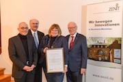 subreport Verlag Schawe erhält Innovationspreis.