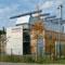 Energiezentrale West: Mit dem Deutschen Energiekonzeptpreis ausgezeichnetes Kraftwerk.