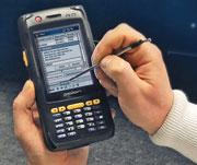 Mobile Geräte unterstützen Inventur.