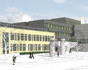 Käthe-Kollwitz-Schule in Bruchsal erprobt die Cloud.