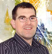Marcel Pessel, Bereichsleiter Hauptamt der Gemeinde Barleben