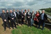In Heidelberg ist jetzt die bislang größte Photovoltaikanlage der Stadtwerke in Betrieb.