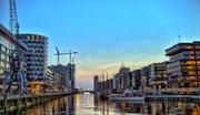 Hamburger Hafencity: Bürger der Freien und Hansestadt wollen sich am Rückkauf des Stromnetzes finanziell beteiligen.