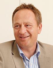 Infoma-Geschäftsführer Eberhard Macziol im Gespräch mit Kommune21.