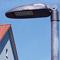 Pfullinger Wohngebiet ausschließlich mit LED-Leuchten von SLT ausgestattet.