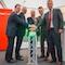 SmartRegion Pellworm gestartet: Mit dem ersten intelligenten Stromnetz Norddeutschlands soll die lokale Speicherung regenerativ erzeugter Energie erprobt werden.