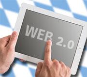 Eine aktuelle Studie untersucht den Einsatz von Web 2.0 in bayerischen Kommunen.