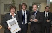 Landkreis Ebersberg erhält Infoma Innovationspreis 2013.