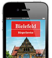 Bielefeld: Bürgerservice für unterwegs.