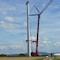 Auf der Gemarkung der Gemeinde Rehborn errichtet juwi 14 Windkraft-Anlagen.