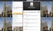 Zeppelin Universität zeigt Potenziale für weitere Web-2.0-Aktivitäten in Ulm auf.