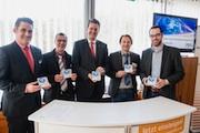 Im Gewerbegebiet Hasengrund profitieren jetzt die ersten Kunden vom neuen Glasfasernetz der Stadtwerke.