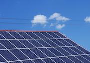 Die Heidelberger Energiegenossenschaft betreibt in Nußloch mehrere Solaranlagen auf Mehrfamilienhäusern.