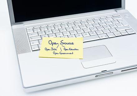 Durch den Trend hin zu mehr Transparenz im Verwaltungshandeln gewinnen auch Open-Source-Lösungen an Bedeutung.