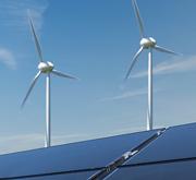 Auch bei 100 Prozent erneuerbaren Energien kann ein stabiler Netzbetrieb gewährleistet werden – zeigt das Forschungsprojekt Kombikraftwerk 2.
