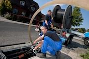 In mehreren Städten und Gemeinden Norddeutschlands sind durch die Ausbau-Offensive von EWE TEL bald Bandbreiten von bis zu 100 Megabit pro Sekunde möglich.