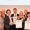 Der Stadtwerke-Award 2014 geht an die Unternehmen egrid applications und consulting, WEMAG sowie Wien Energie.