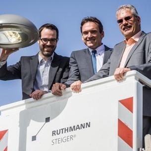 In Rüsselsheim wird die Beleuchtung in den Anliegerstraßen nur noch mit LED-Technik modernisiert.