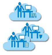 Verschiedene Gründe sprechen für einen Wechsel in die Cloud.