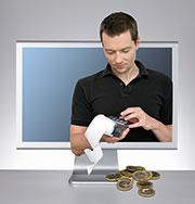 Rechnungen elektronisch schneller bearbeiten.