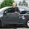 Im Landkreis Darmstadt-Dieburg fährt Umweltdezernent Christel Fleischmann jetzt einen BMW i3.