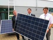 Unter anderem via Photovoltaik sorgt man in der Stadt Neumarkt für eine nachhaltige Energieversorgung.