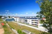 Das Neubaugebiet Hirtenwiese II in der Stadt Crailsheim ist vorbildlich für die Gestaltungsmöglichkeiten beim Ausbau der Erneuerbaren Energien.