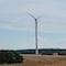 Windpark Maßbach: Insgesamt fünf Windenergieanlagen sorgen für rund 30 Millionen Kilowattstunden Strom jährlich.